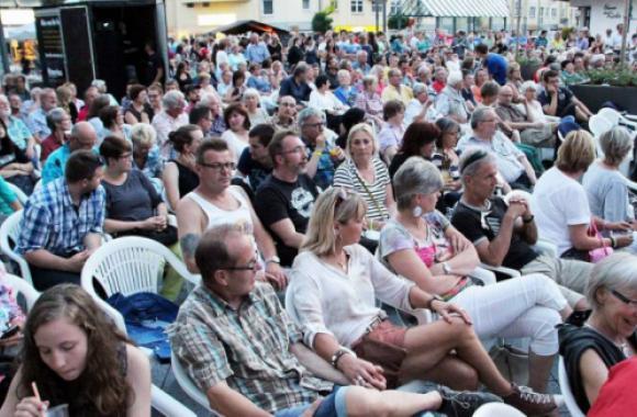 Open Air Kino in Schalksmühle